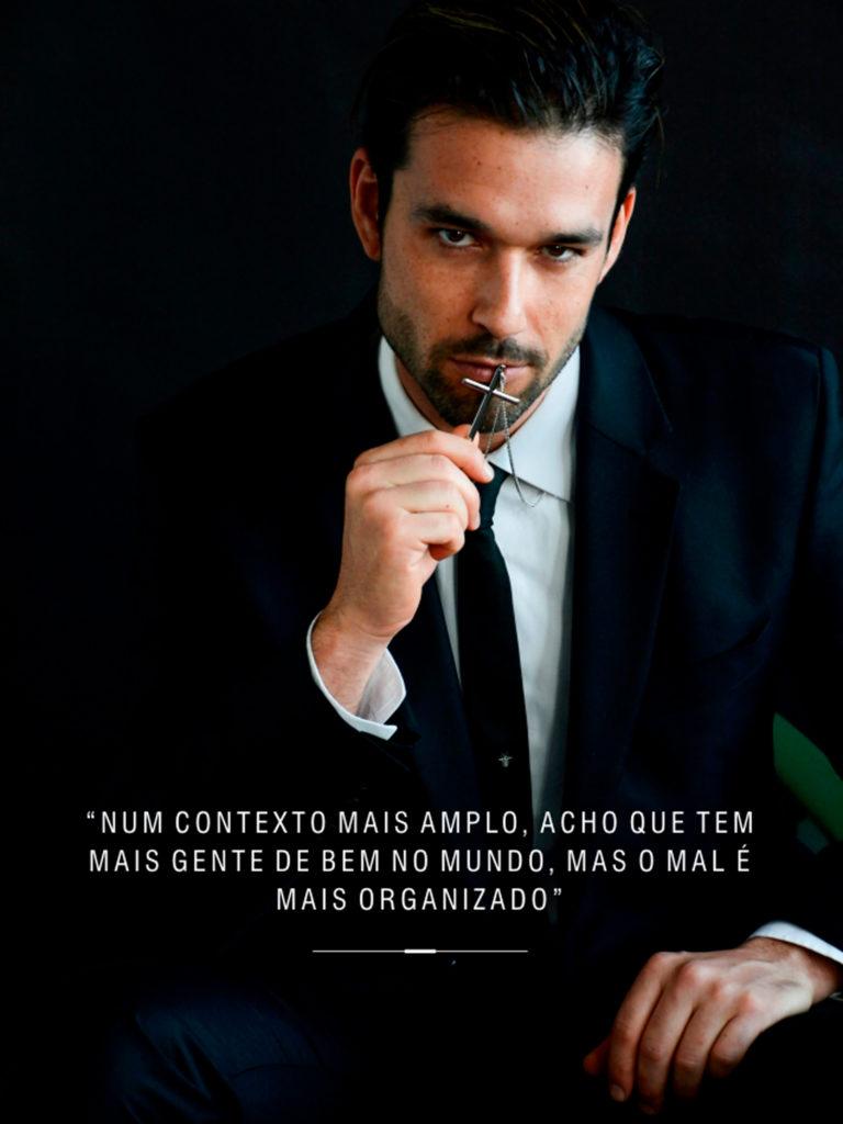 Sergio Marone - Revista Mensch